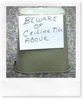 beware bucket