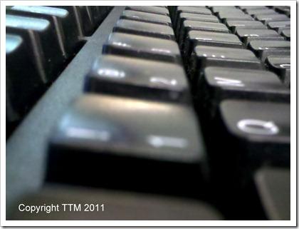 tech keyboard