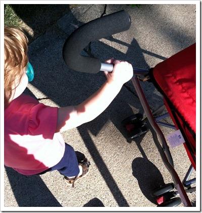 ordinary stroller