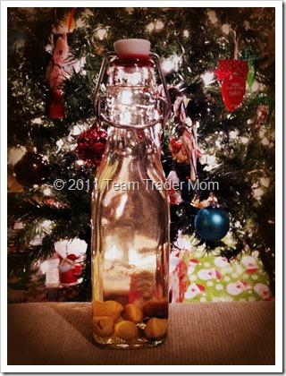 festive vodka