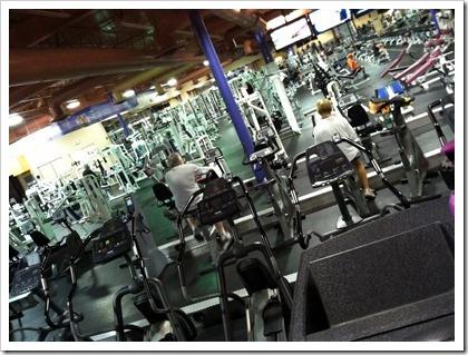 morning gym