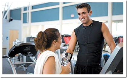 Flirt-At-Gym