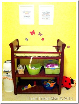 final5 changing table